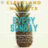 Catch you on Sunday 7am-1pm! ._._._._._#