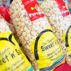 The Popcorn Man