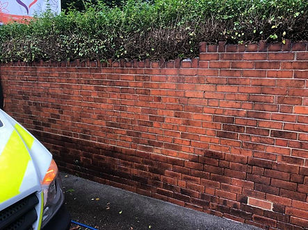 Graffiti Removal in Bradford Ilkley, Leeds and West Yorkshire