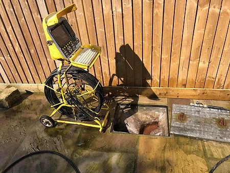 Domestic CCTV Drain Survey in Skipton, Keighley, Burnley, Ilkley, Silsden, Streaton, Gargrave, Blackburn, Preston, Wetherby. York, Harrogate, Lancaster, Oldham, Huddersfield, Doncaster, Rotherham, Liverpool, Manchester, Leeds, Sheffield, Cumbria, Bradford, Halifax, Preston