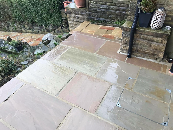 Patio Cleaning in Yorkshire