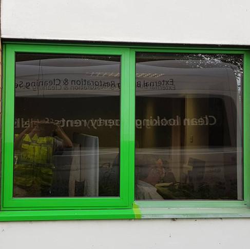 Window Frame Restoration - Glasgow, Edinburgh, Aberdeen, Dundee, Cumbria, London, Lancashire...