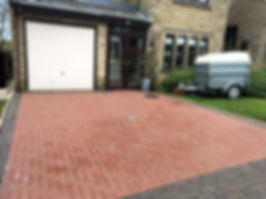 Block Paving Cleaning In Bradford, Leeds, Ilkley and West Yorkshire