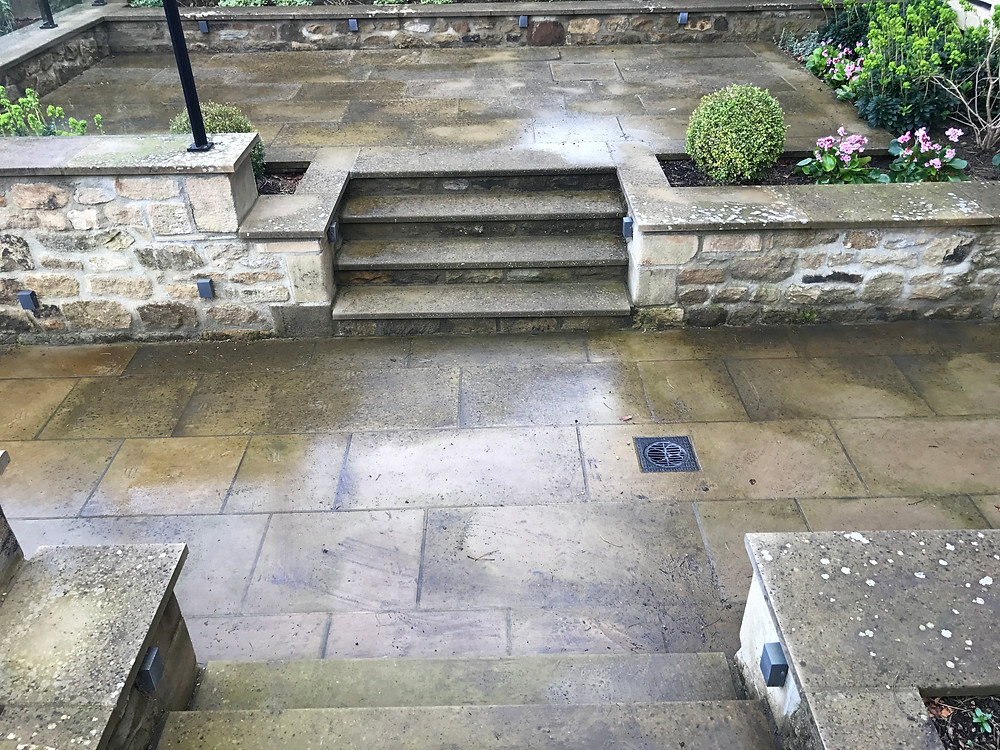 Patio Cleaning Services in Ilkley and Leeds