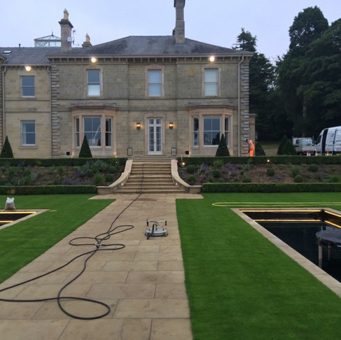 Driveway & Patio Cleaning Ilkley, Leeds, Yorkshire