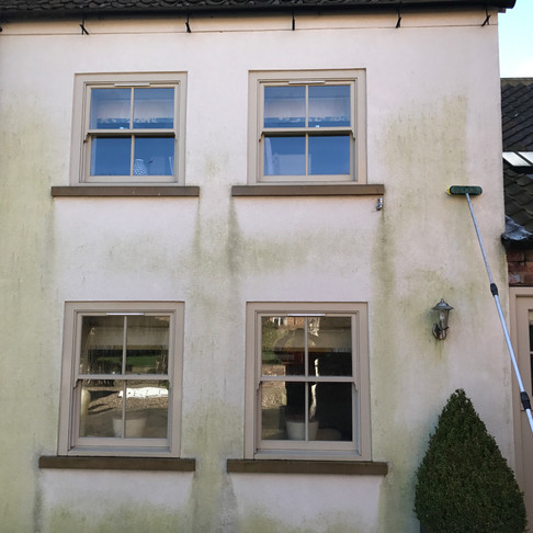 Render Cleaning and Soft Washing in Scarborough