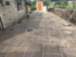 Driveway and Patio Cleaning In Bradford, Leeds, Ilkley and West Yorkshire