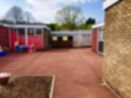 Wet Pour Maintenance, Playground Resurfacing, Leeds Bradford, Yorkshire