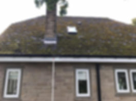 Roof Cleaning in Bradford, Ilkley, Leeds, West Yorkshire