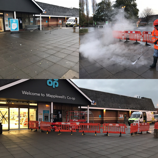 External cleaning nationwide