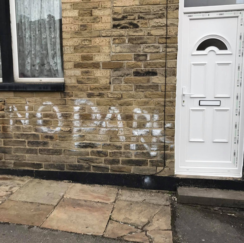 Commercial Services: Graffiti Removal