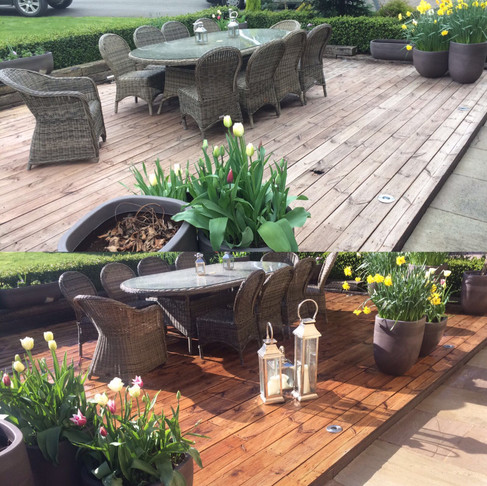 Decking Cleaning Services in Leeds
