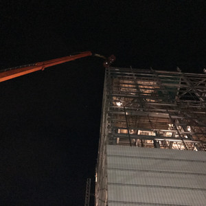 Commercial Roof Cleaning Service