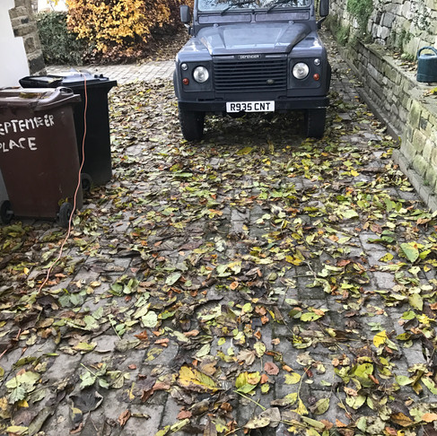 Why Clean Your Driveway?