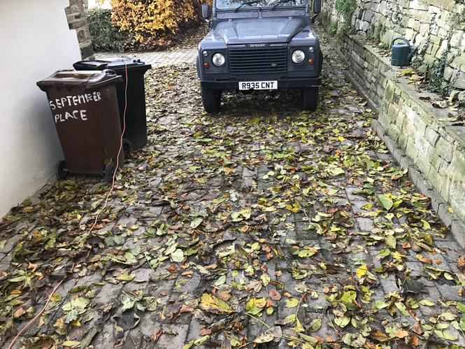 Driveway Cleaning | AB Jetting