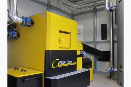 Mille-services | entretien chaudière industrielle pellets