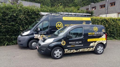 Mille-services | Dépannage entretien