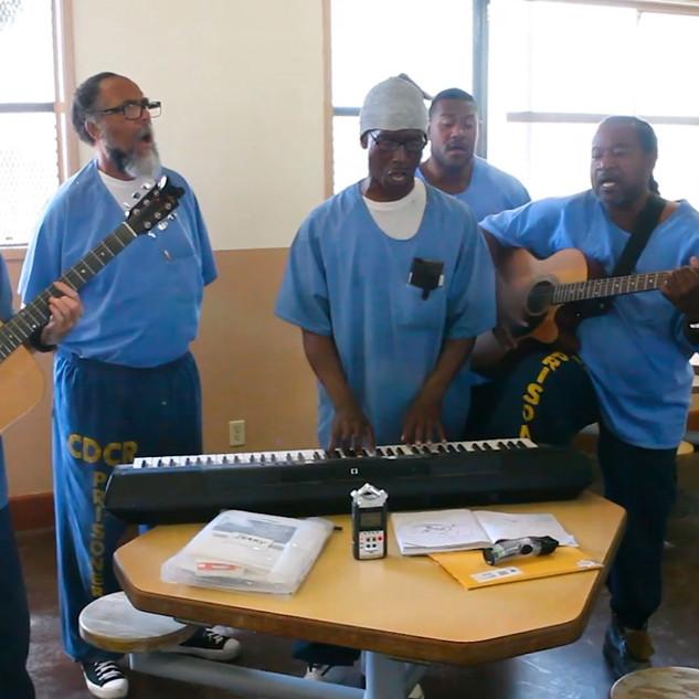 Chino State Prison; JGD workshop