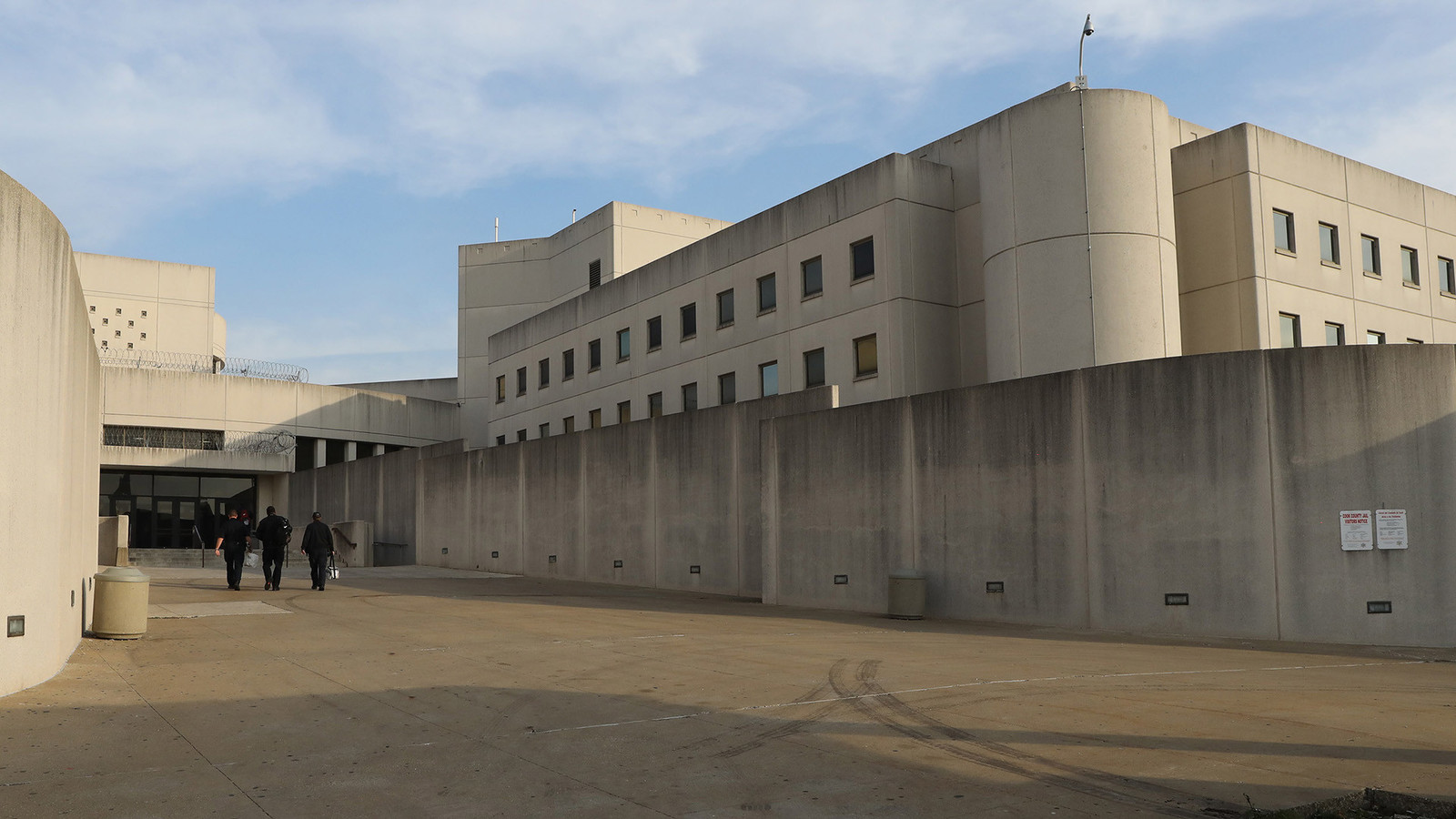 Cook County Jail - Chicago, IL