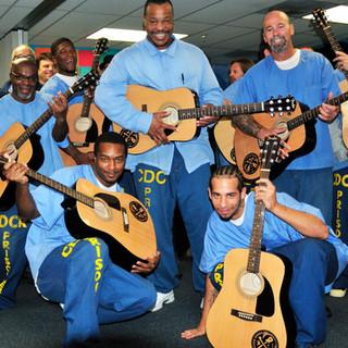 JGD program launch at Norco prison