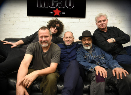 Jason Heath and The Greedy Souls open for MC50 Tonight in Los Angeles