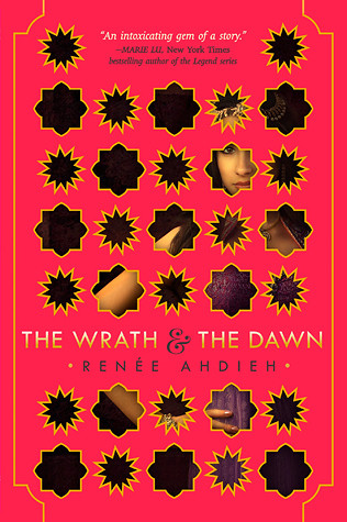 An image of the book cover for The Wrath and the Dawn by Renee Ahdieh.