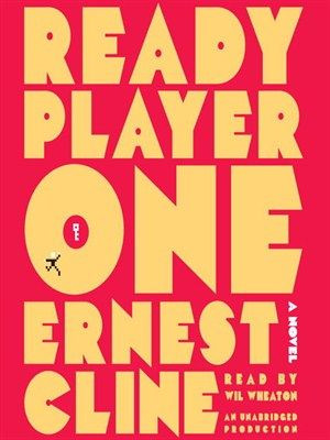 Cover of Ready Player One by Ernest Cline