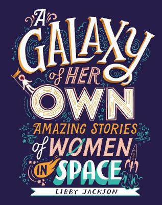 Cover for A Galaxy of Her Own