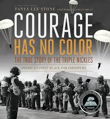 Cover of Courage Has No Color