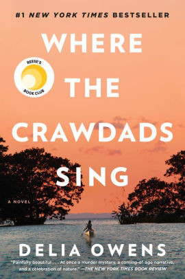 cover photo of Where the Crawdads Sing