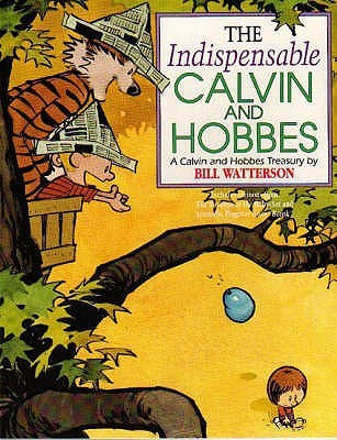 Cover photo of The Indispensable Calvin & Hobbes