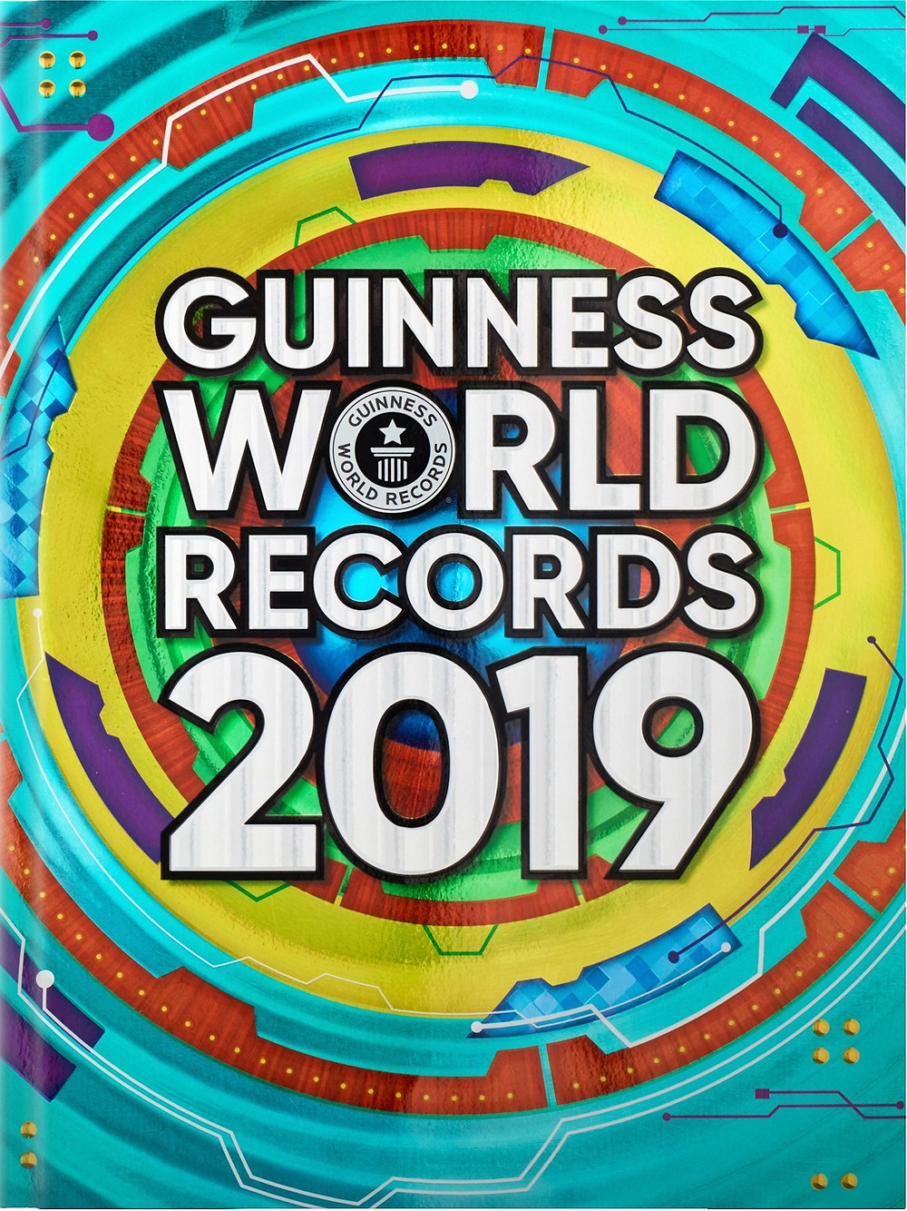 Cover of Guinness World Records 2019