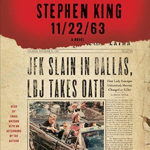Cover photo of 11/22/63