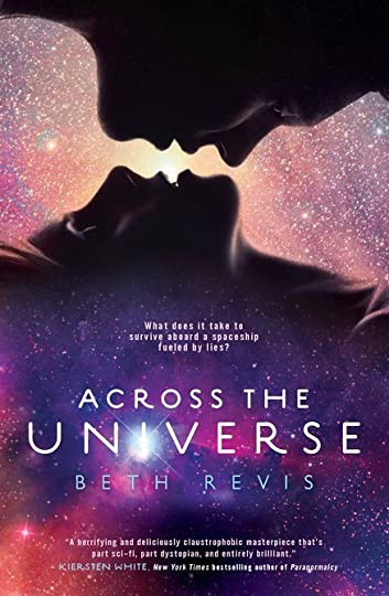 Cover of Across the Universe by Beth Revis