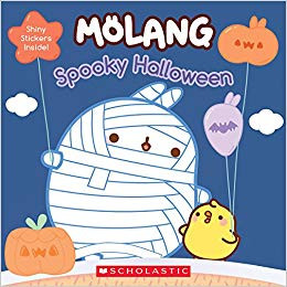 Cover of Spooky Halloween