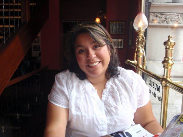 Photograph of Lea Martinez