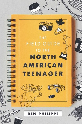 Cover of The Field Guide to the North American Teenager