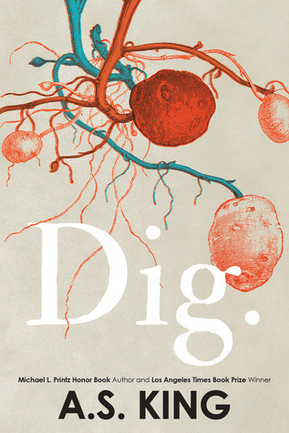 Cover of Dig by A.S. King