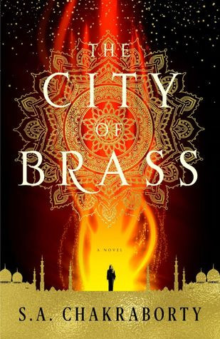 Cover photo of The City of Brass