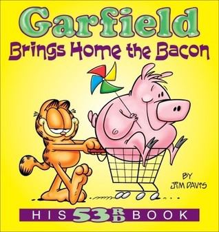 Cover photo of Garfield Brings Home the Bacon