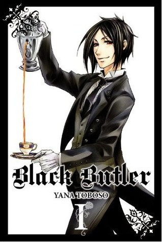 Cover of Black Butler Vol. 1 by Yana Toboso