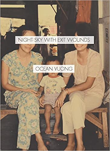 Night Sky with Exit Wounds book cover