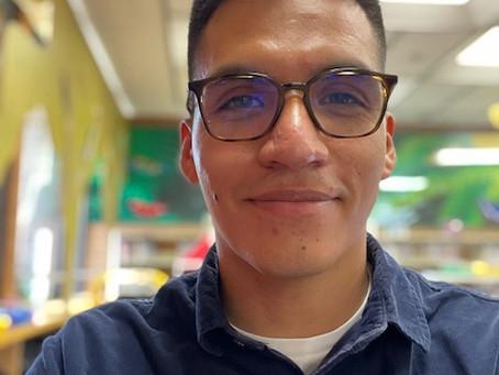 Meet the Staff: Edder Rodriguez