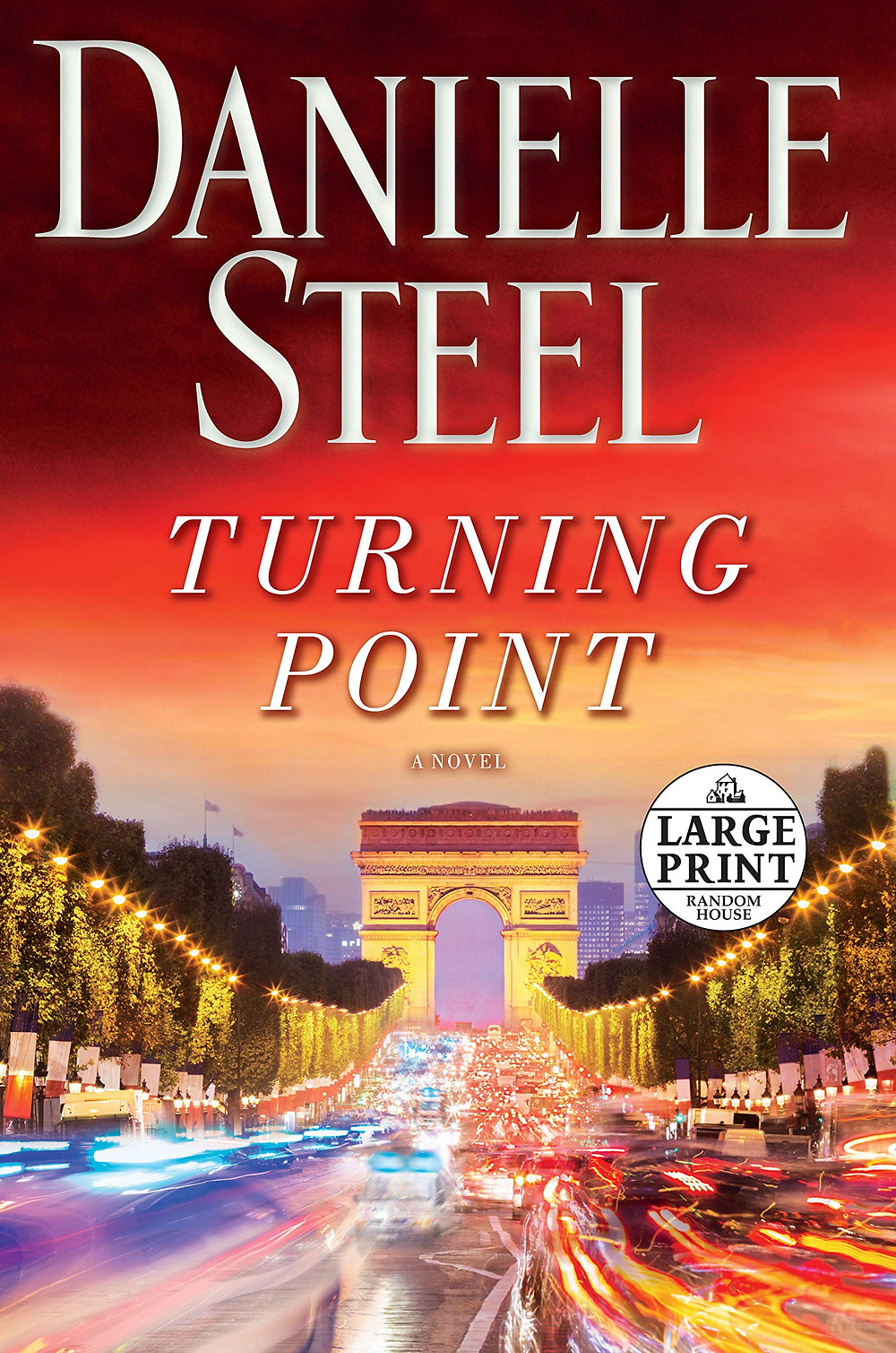 Cover photo of Turning Point by Danielle Steel