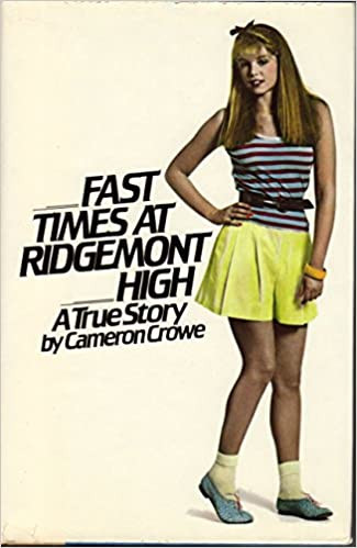 Cover photo of Fast Times at Ridgemont High by Cameron Crowe