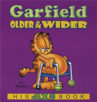 Cover photo of Garfield: Older & Wider