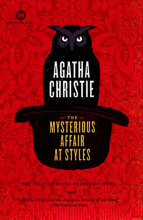 """Image of book cover """"The Mysterious Affair at Styles"""" by Agatha Christie"""