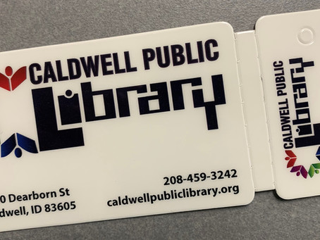 Why get a library card?