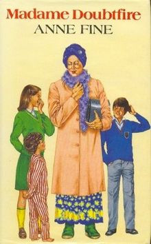 Cover photo of Madame Doubtfire by Anne Fine