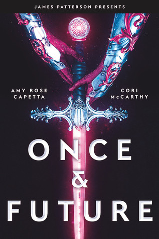 Photo of the cover of Once & Future
